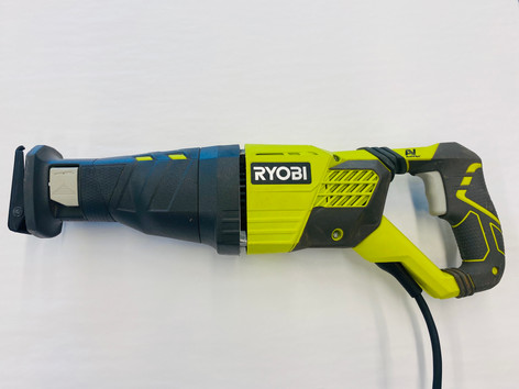 Ryobi 12 Amp Corded Reciprocating Saw