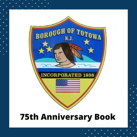 Borough of Totowa 75th Anniversary Book