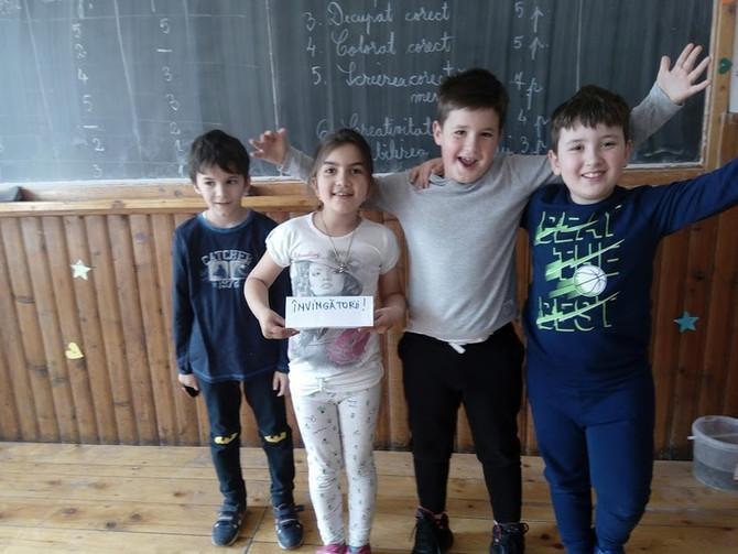 """Zece la Putere! Școala Gimnazială """"Mihai Viteazul"""" Boldești-Scăeni, Prahova"""