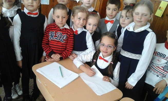 Together we can say stop! Secondary School nr. 1 Bogdanesti, Suceava county