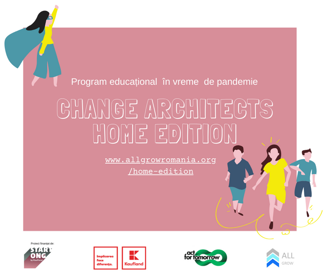 Change Architects Home Edition