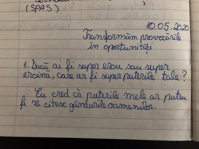 """Transformăm provocările în oportunități! Școala Gimnazială """"Ioan Opriș"""", Turda, Cluj"""