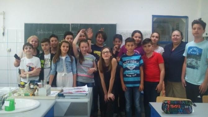 """Suntem cu toții diferiți! Școala gimnazială """"George Emil Palade"""" Buzău, Buzău"""