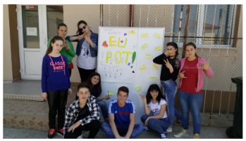 POTential Made in Gologanu! Secondary School, Gologanu, Vrancea
