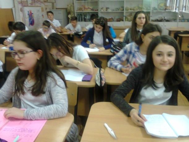 Povestea merge mai departe.... Școala gimnazială G.E.Palade Buzău, Buzău