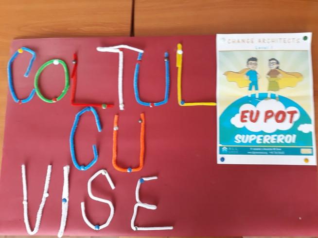 Dreams Corner, Inclusive Education Center Beclean, Bistrița-Năsăud