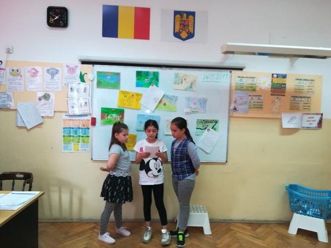 Nu mai tăiați copacii!!! Școala Gimnazială Nr. 25, Timișoara