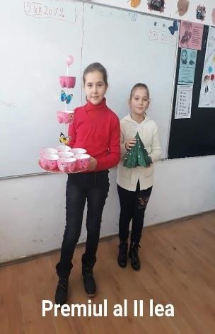 Reciclăm și construim, Școala Gimnazială Selaru, Dâmbovița