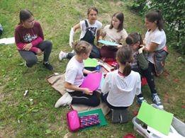 Ajuta natura si ea te va ajuta pe tine! Grupa ECO, Școala Primară Vasile Conta, Iași