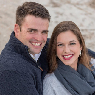 Feature Friday Couple: Meet Caroline and Jamie Hills