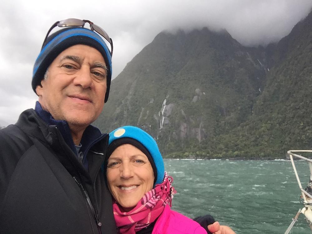 David Mann and Heidi Mann