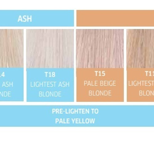 Wella Color And Toners The Beauty Corner