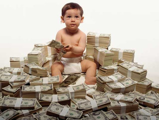 Saving up for a Baby