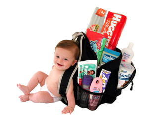 Traveling with a baby.....