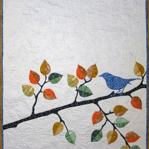 Perched quilt