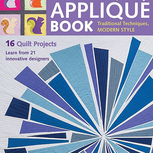 THE APPLIQUE BOOK (SIGNED COPY)