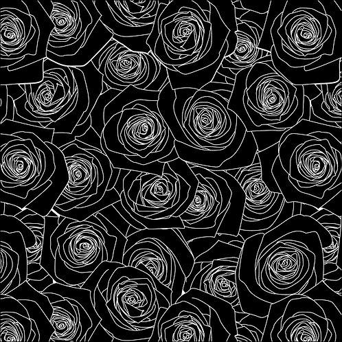 Fine|Spun, Volume One: Roses Fat Quarter