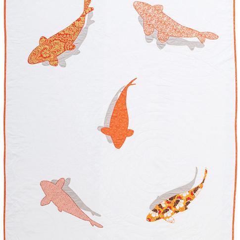 Ripples quilt