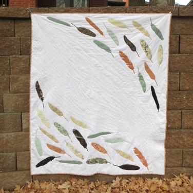 Plumage quilt