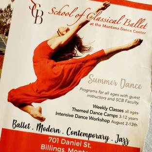 Intensive & Camps & Classes - Oh My!