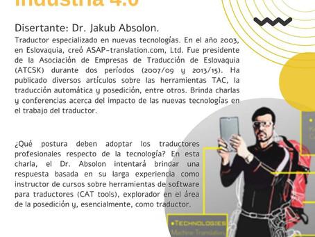 El rol de traductor en la industria 4.0