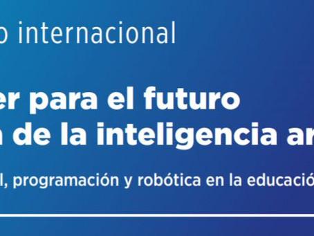"""Congreso Internacional: """"Aprender para el futuro en la era de la inteligencia artificial""""."""