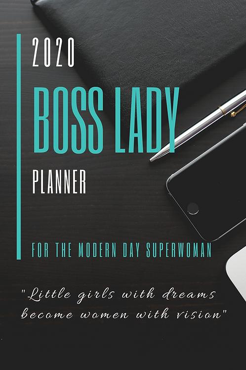2020 Boss Lady Planner