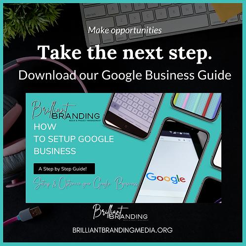 Google Business Digital Training Guide