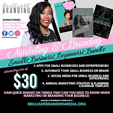 Small Business Marketing and Branding Strategy & Planning Bundle