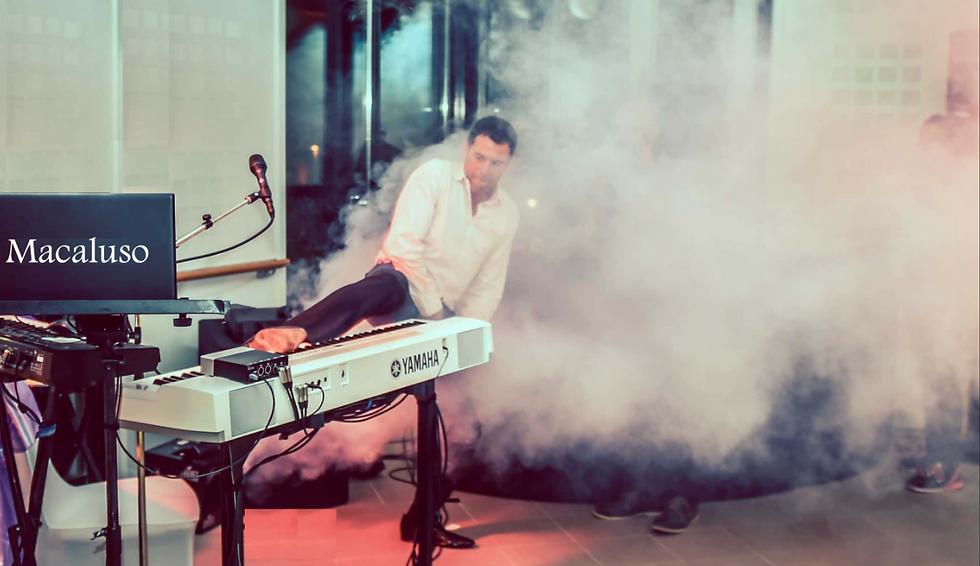 pianiste déjanté