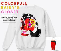 Colorfull Rainy's Closet