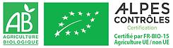 Logo FR-BIO-15 pour documents de vente v