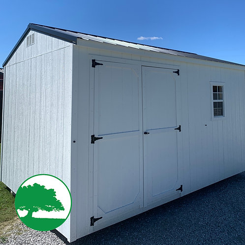 10' x 16' Painted Side Utility