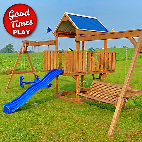 """PRE-OWNED """"Family Fun"""" 4' Deck"""