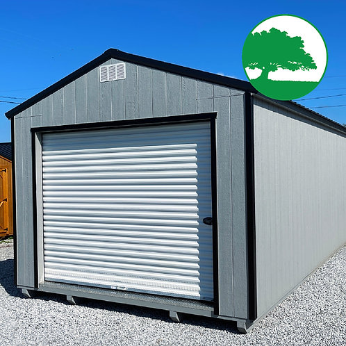 12' x 24' Painted Garage
