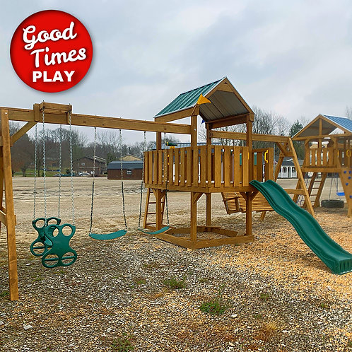 "*SOLD*""Family Fun"" 4' Deck"