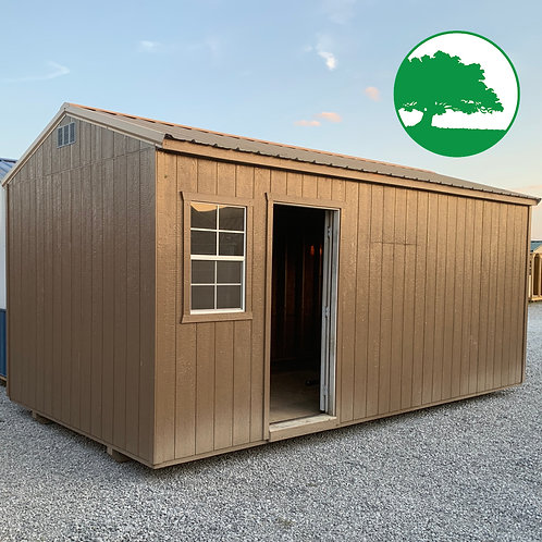 """PRE-OWNED 10' x 20' Painted """"Utility"""""""