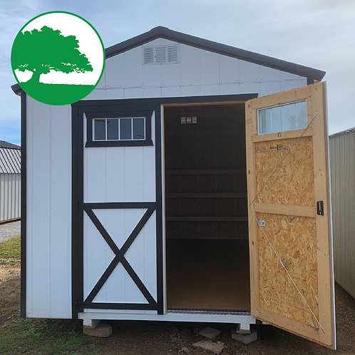 """PRE-OWNED 10' x 16' Painted """"Utility"""""""