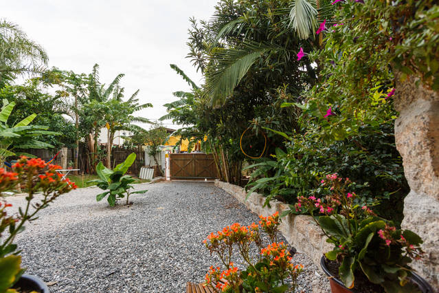 Jardim Hostel Casa terra