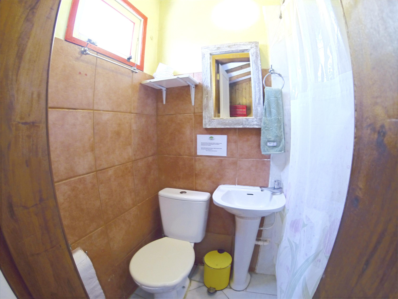 Banheiro Suite Paz