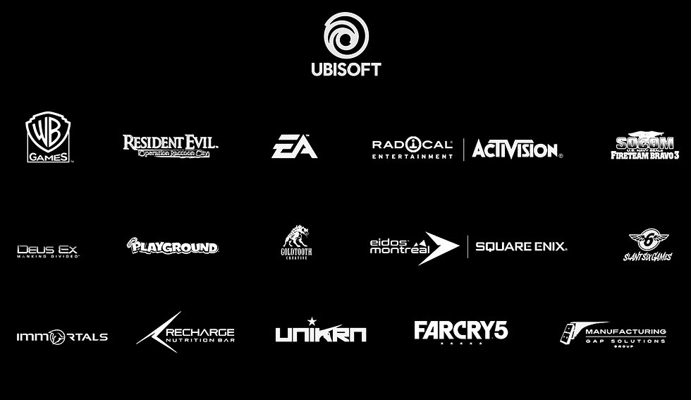 David Chan 3D Environment Artist Canada Ubisoft Warner Bros EA Deus Ex