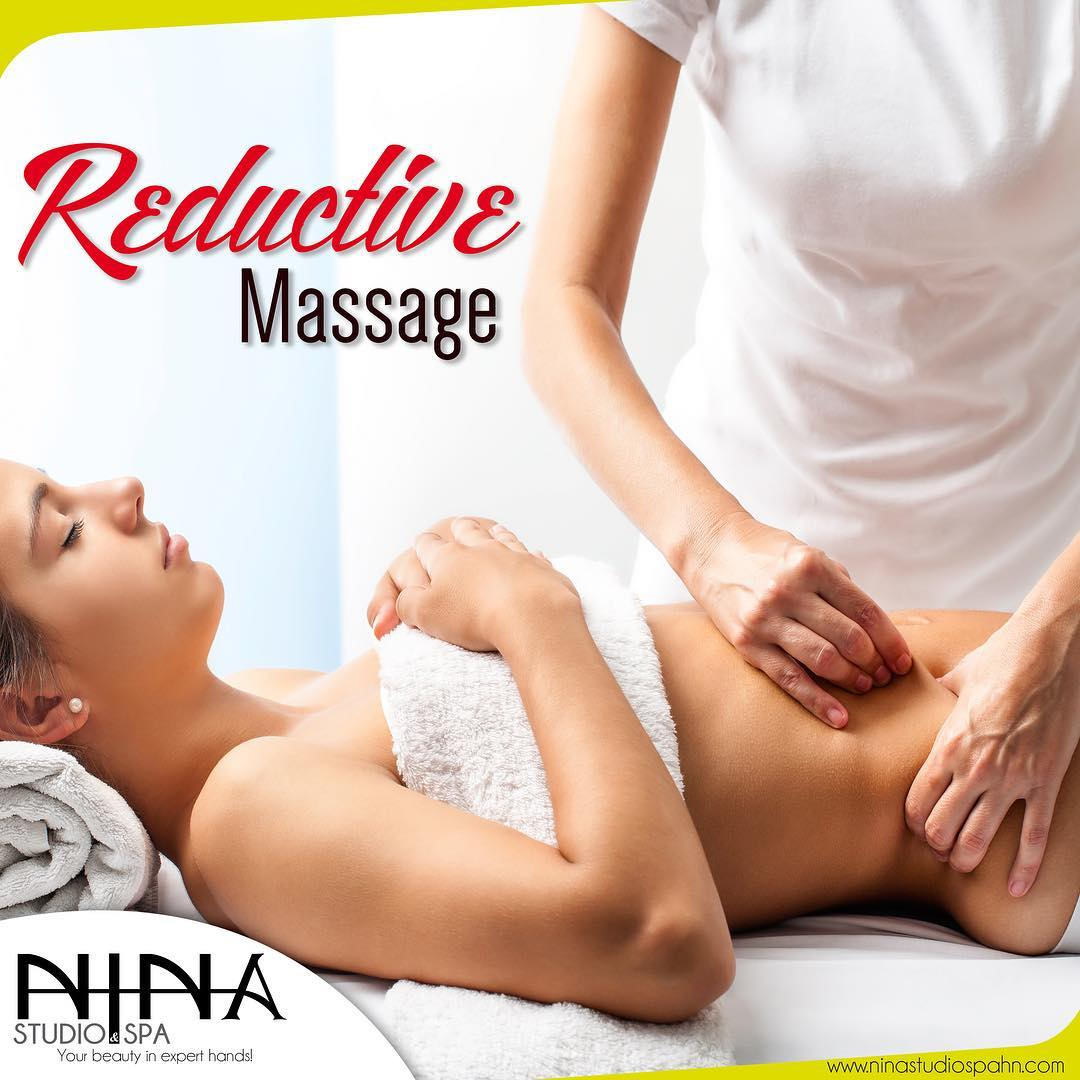 Reductive massage
