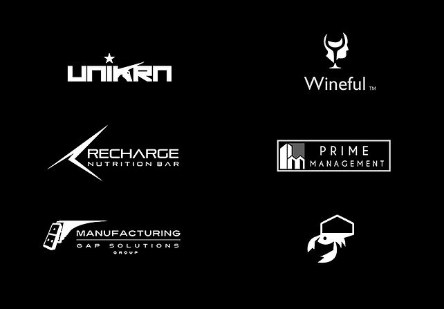 David Chan 3D Artist Designer Unikrn Logo