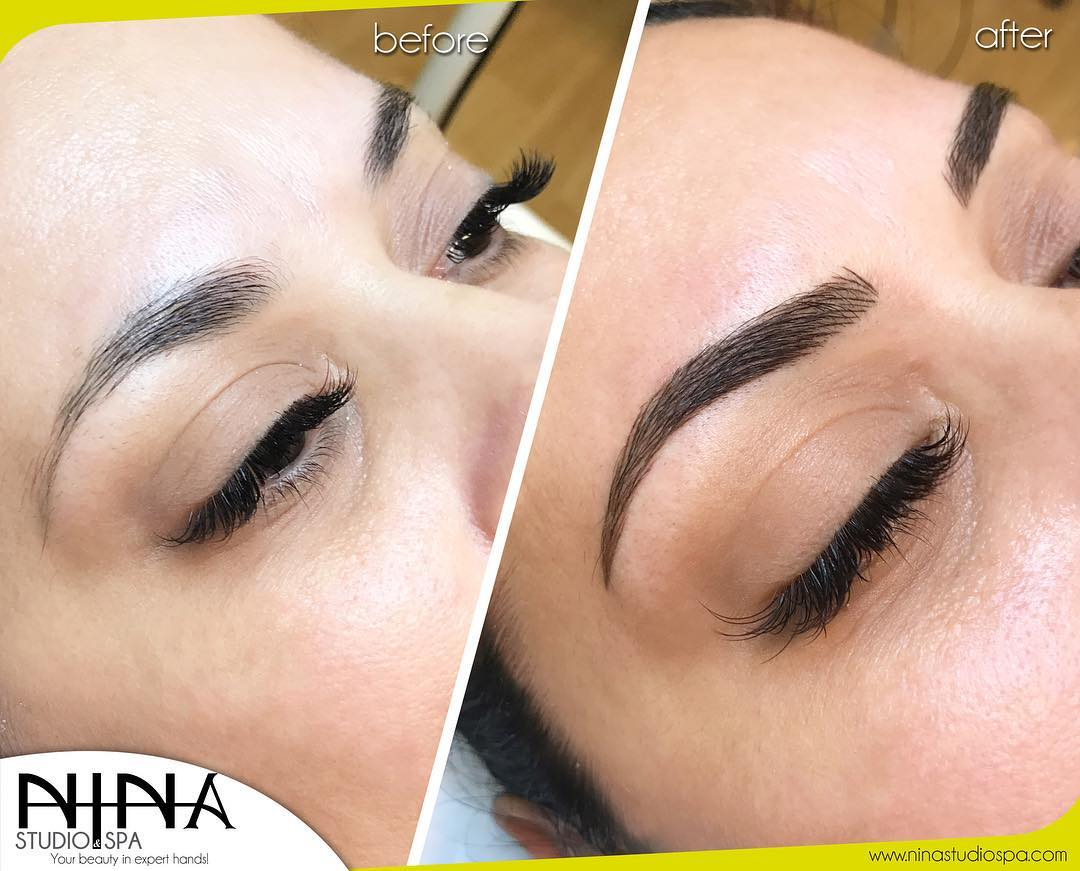 Micropigmentation Eyebrows