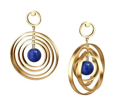 Translação Earring in Gold