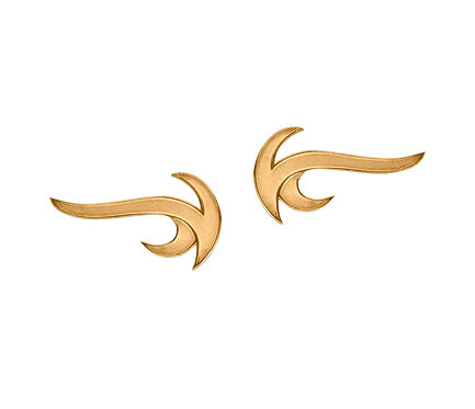Akha Earring in Gold
