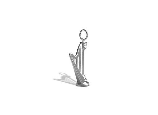 Angélica Pendant in Silver or Gold Platead Silver