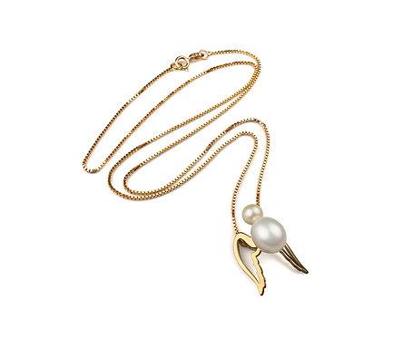 Anjinho Pendant in Gold
