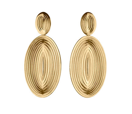 Efeito Earring in Gold
