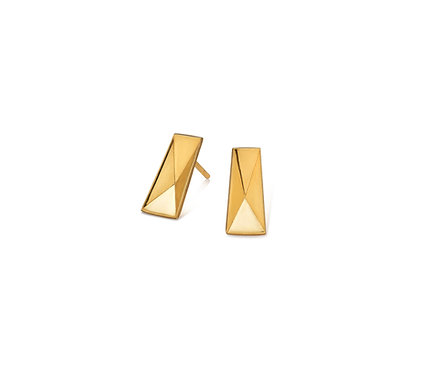 Jerusalém Baby Earring in Silver or Gold Plated Silver